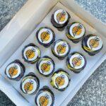 LA Lakers Cupcakes